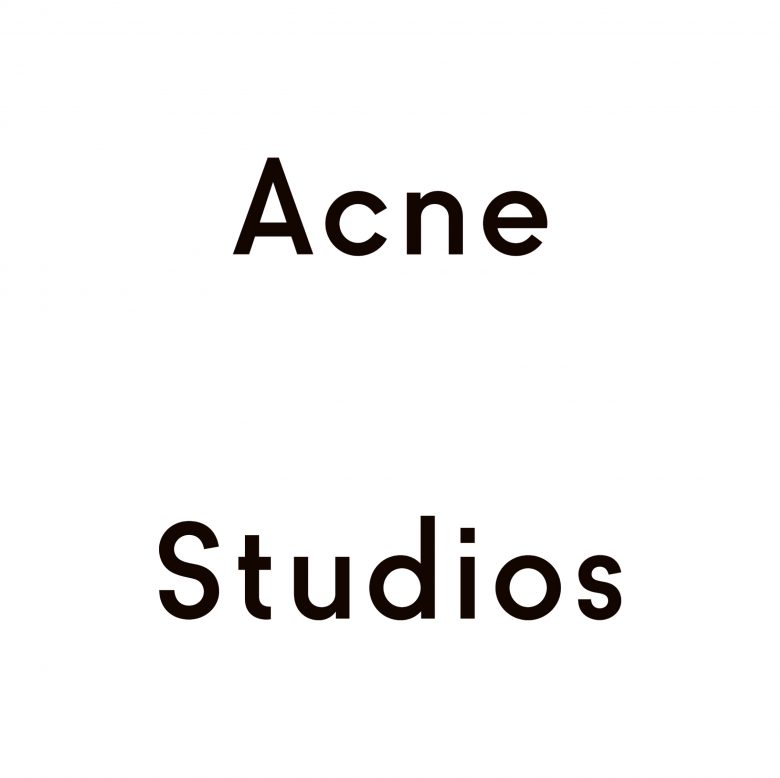 Acne Studios<br />