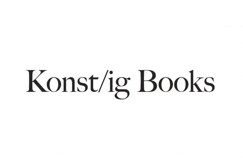 Konst/ig Books